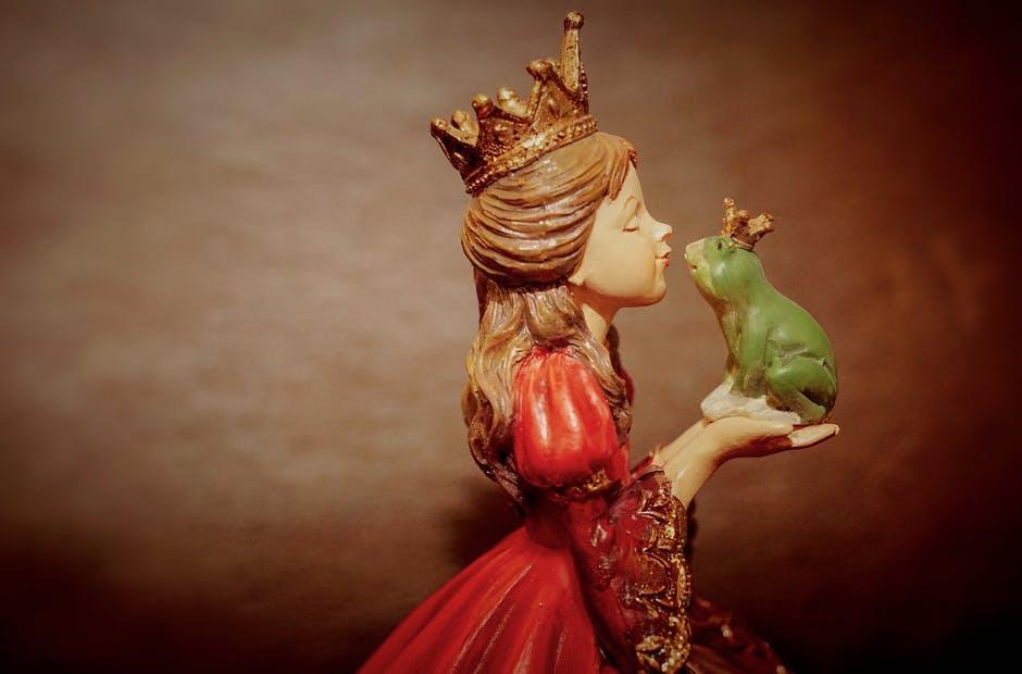 迪士尼公主名字
